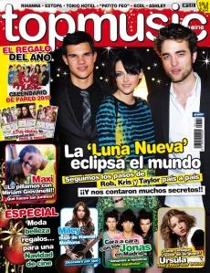 Nº 111 de TopMusic&Cine. Diciembre de 2009.